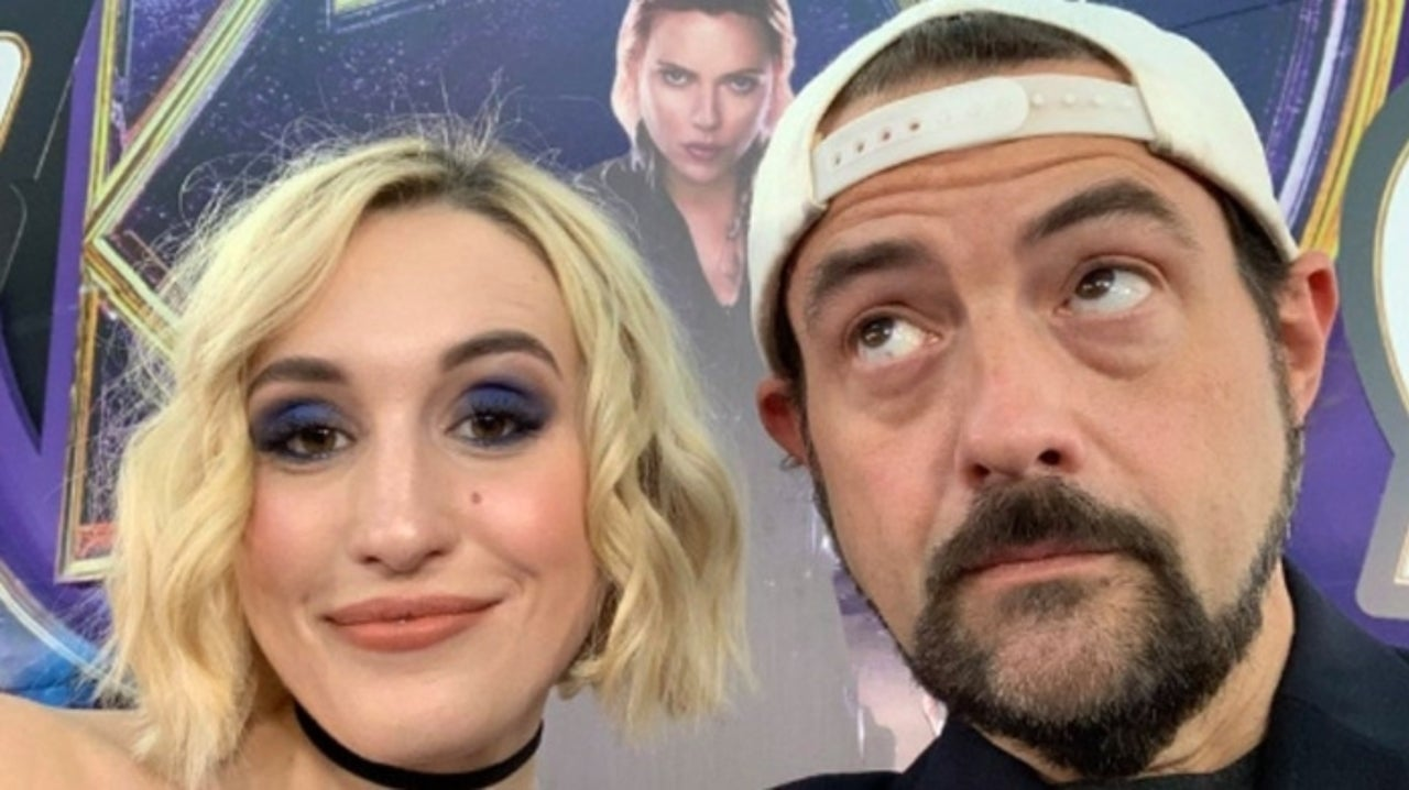 Harley Quinn Smith Honors Kevin Smith in Touching Father's Day Post