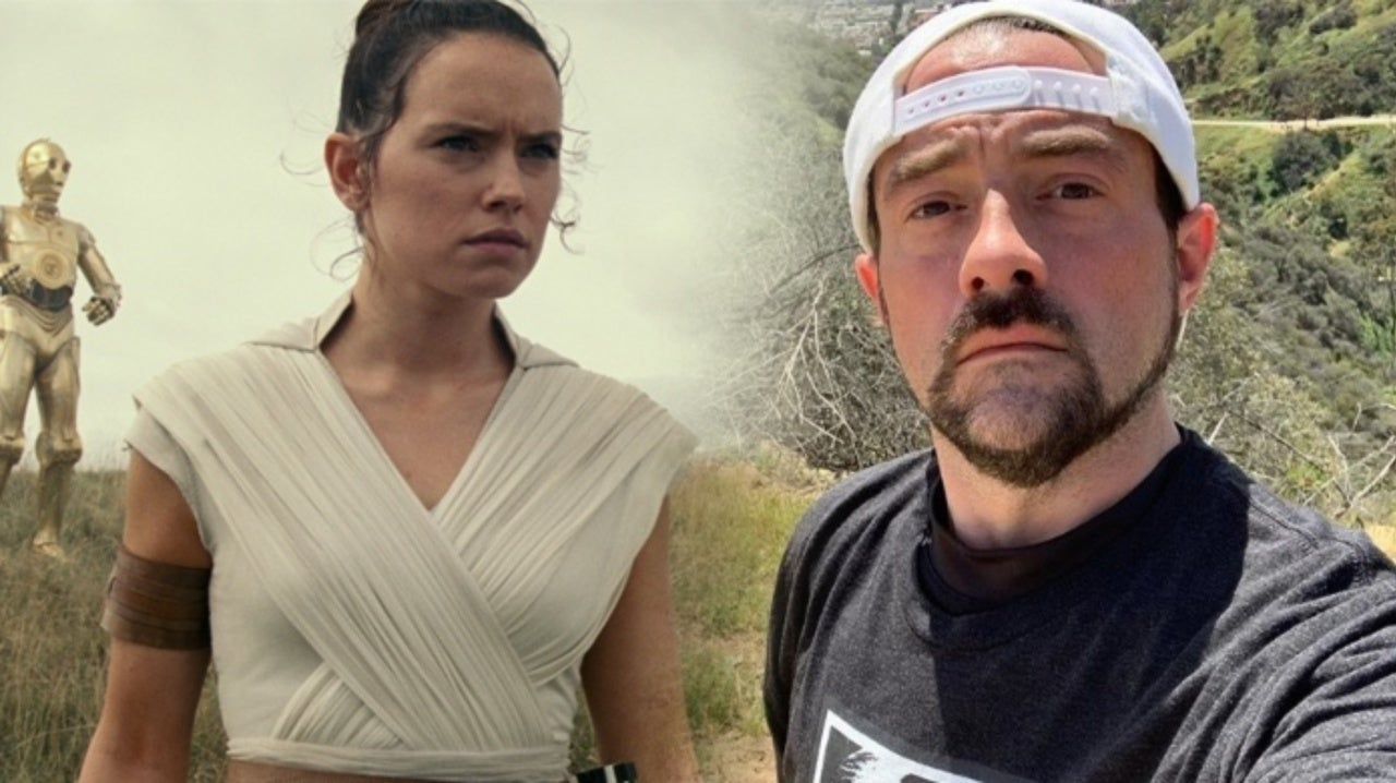 Kevin Smith Has Amazing Star Wars Theory on What 'The Rise of Skywalker' Means