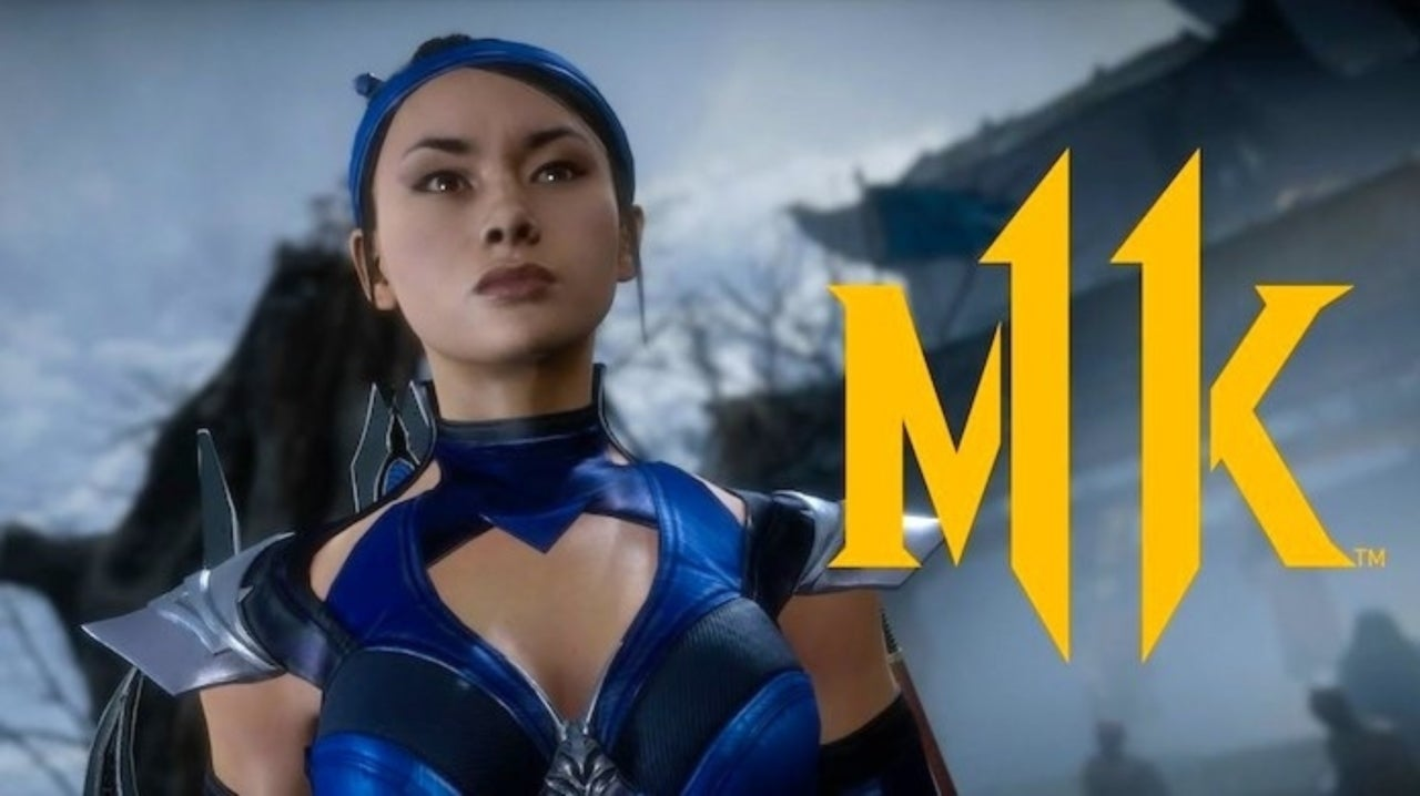Some Mortal Kombat 11 Fans Aren T Happy With Kitana S New Design