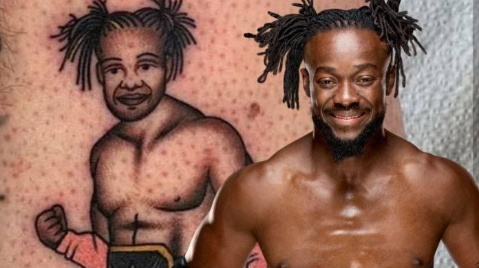 Kofi-Kingston-Tattoo