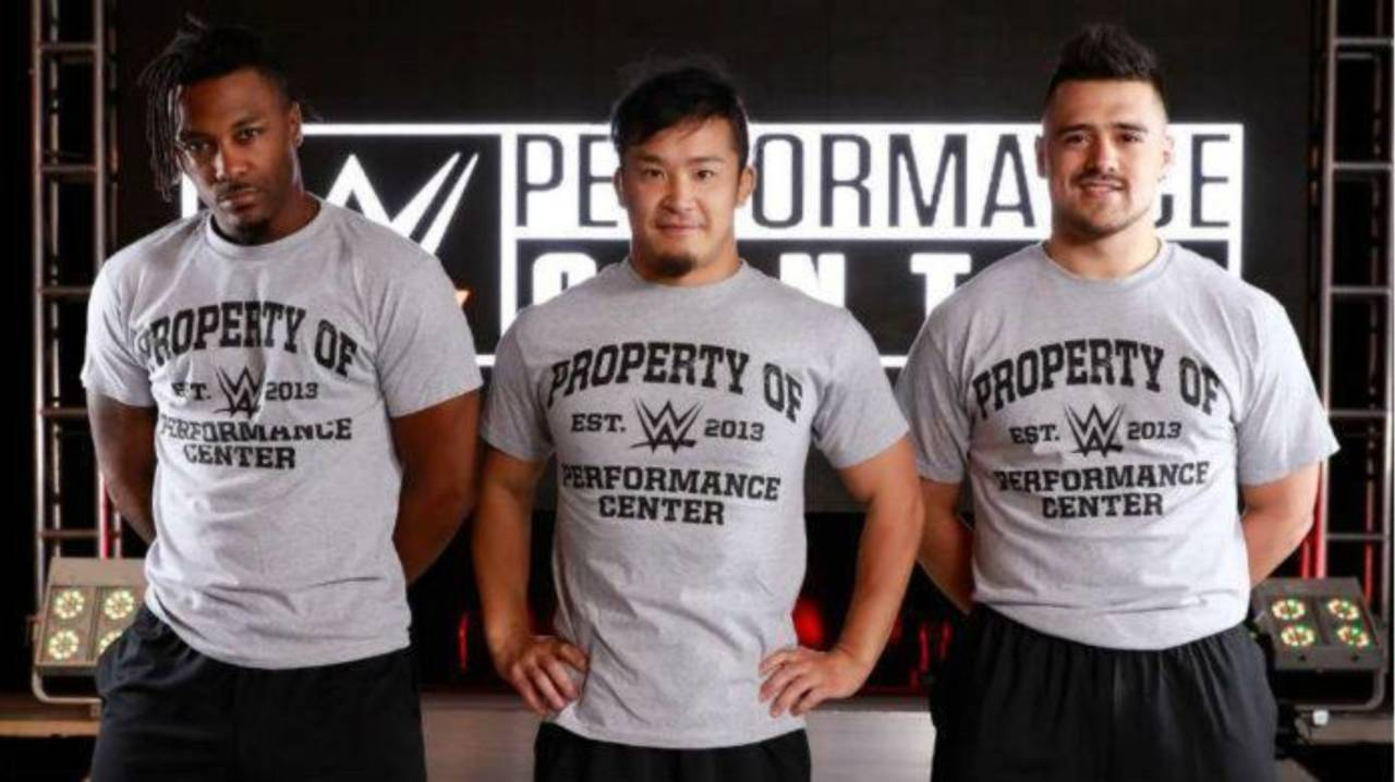 WWE's Latest Performance Center Recruits Includes Former New Japan, Impact and Lucha Underground Stars