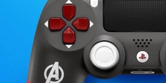 Kustom Kontrollerz Avengers Endgame PS4