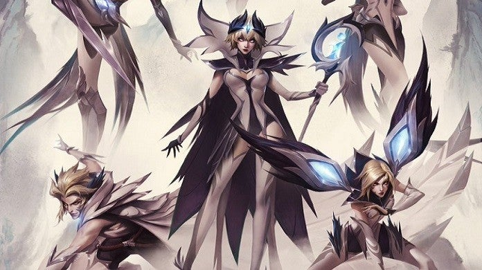 League of Legends' Reveals 9 New Skins