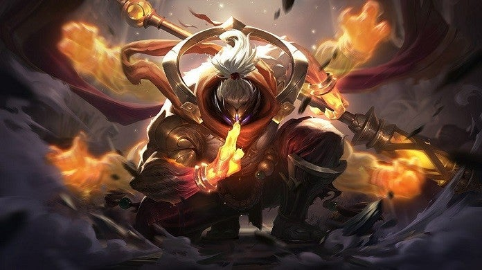 League of Legends Jax