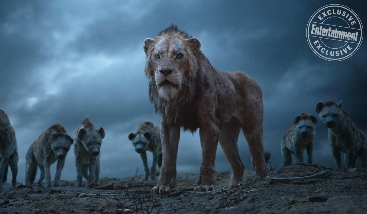 disney releases stunning new photos from the lion king
