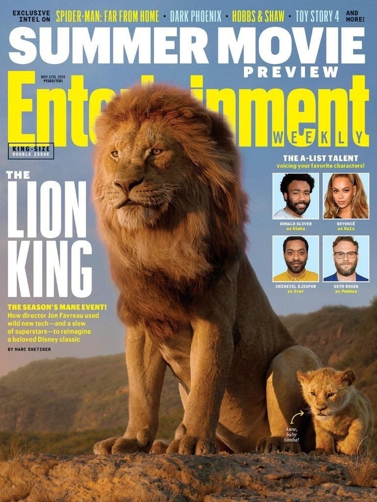 lion king ew cover