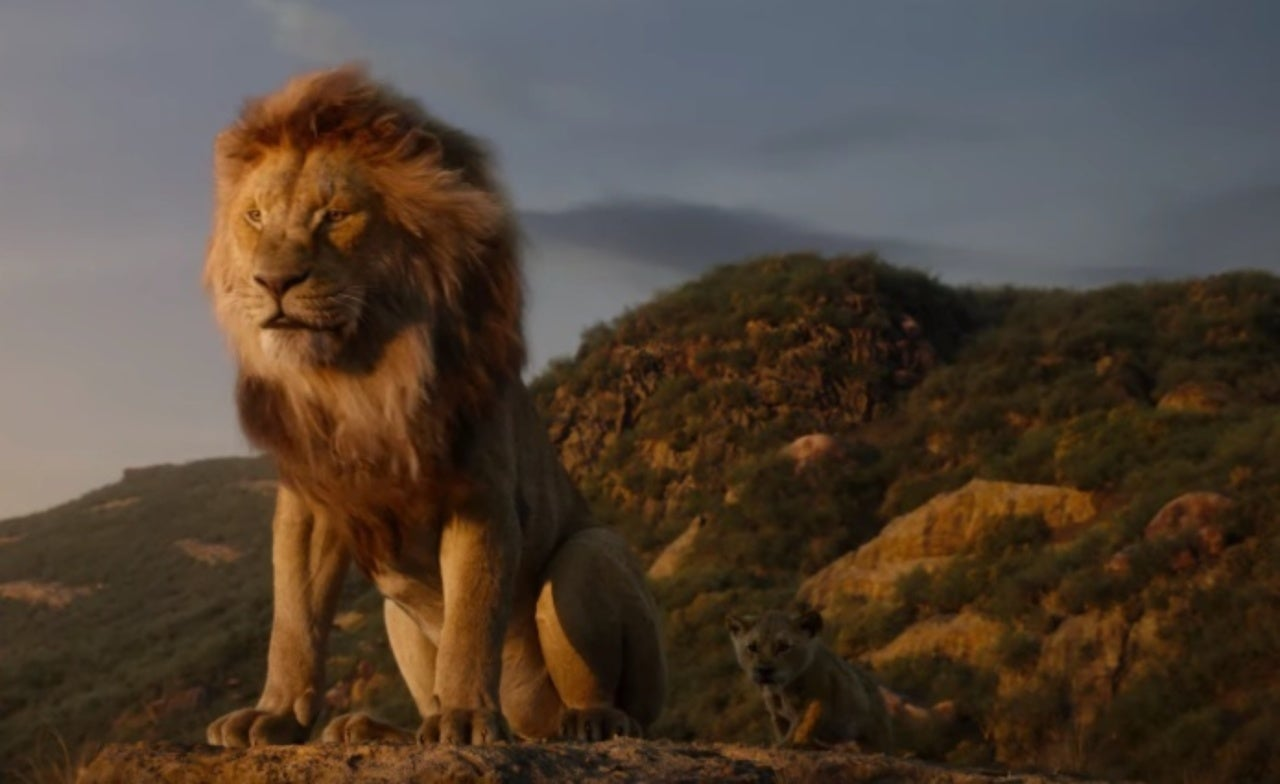 flipboard  the first full trailer for the lion king shows