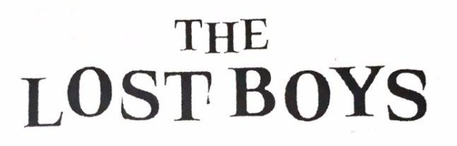 LOST BOYS CW
