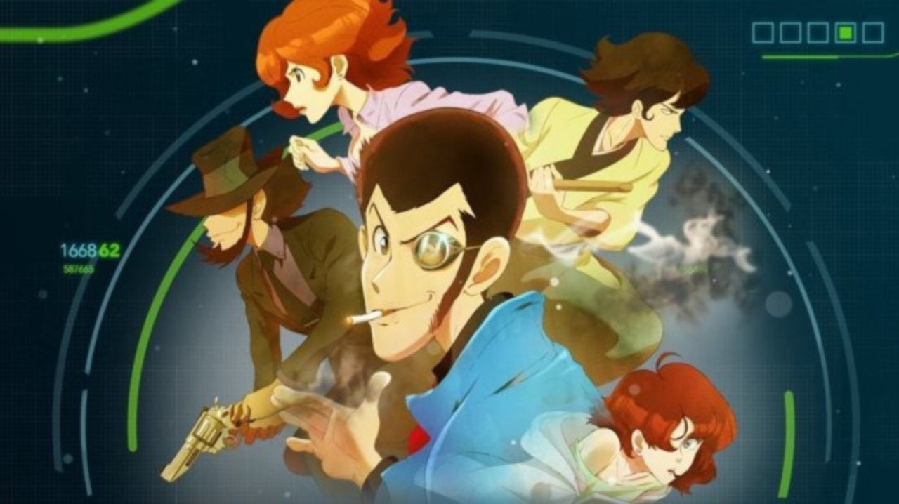 'Lupin the Third Part 5' Coming to Toonami