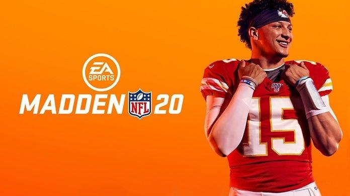 Madden NFL 20 Cover Athlete