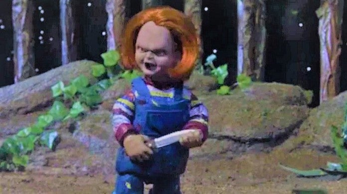 Mark Hamill, Chucky, Childs Play, Robot Chicken, HD