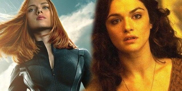 Marvel Black Widow Rachel Weisz