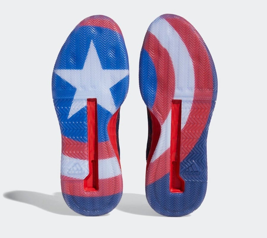 3880a83ceb90 Adidas' Captain America Shoes Get Release Date