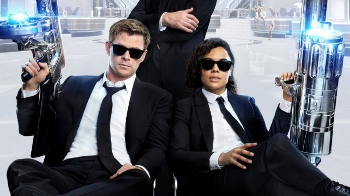 Men in Black International Hemsworth Thompson