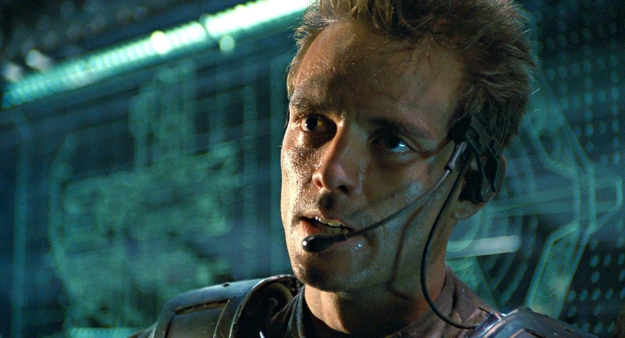 michael biehn aliens hicks