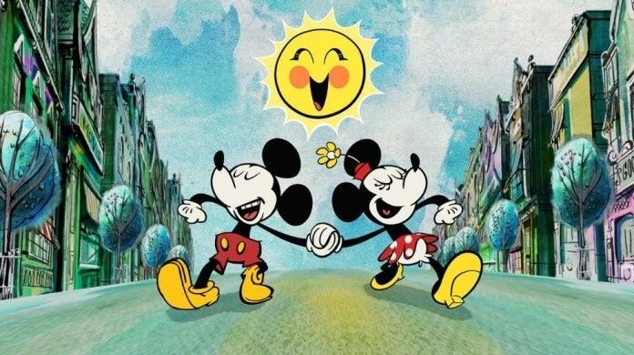 """MickeyMouse """"title ="""" MickeyMouse """"height ="""" 390 """"width ="""" 696 """"class ="""" 40 """"data-item ="""" 1167821 """"/> <figcaption><em> (Mickey et Minnie, tels qu'ils apparaissent dans les nouvelles bandes dessinées de Mickey Mouse en 2013. Photo: Disney.) [19659009] Mickey's Toontown abrite actuellement <em> Gadget's Go Coaster </em>le mini-caboteur ouvert en 1993 et la voiture <em> de Roger Rabbit, Toon Spin </em>ouverte en 1994. Parmi les autres attractions, citons le Visite guidée des maisons de Dingo, Donald Duck, Chip'n Dale, et Mickey et Minnie, qui accueillent régulièrement les invités pour des séances de photos. </p> <p> L'annonce du <em> Runaway Railway </em> intervient au moment où le Disneyland Resort poursuit sa <em>. Your Ears On - Une célébration de Mickey et Minnie </em>un événement à durée limitée célébrant les 90 il duo légendaire. Le spectacle de nuit <em> Mix Magic </em> de Mickey, le retour d'un défilé revigoré <em>de la parade sonore de Mickey </em>ainsi que des aliments spécialisés, des boissons et des marchandises </p> <p> <em> Mickey & Minnie's Runaway Le chemin de fer </em> ouvre ses portes en 2020 au Walt Disney World Resort et en 2022 au Disneyland Resort à Anaheim, en Californie. Le parc Disneyland ouvre ensuite son extension <em> Star Wars: Galaxy's Edge </em> le 31 mai. </p> <p> ----- </p> <p> Avez-vous souscrit à <i> ComicBook Nation </i>le podcast officiel de <em> ] ComicBook.com </em>encore? Découvrez-le en <a href="""
