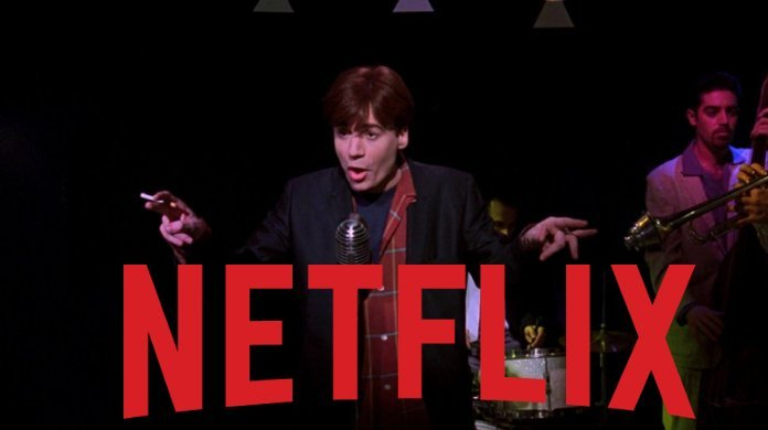 Mike Myers New Netflix Series