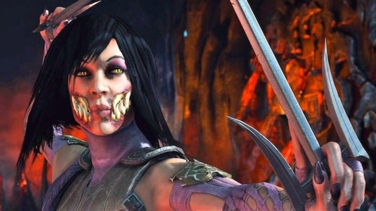 Mortal Kombat 11' Fans Aren't Happy Mileena Is Missing