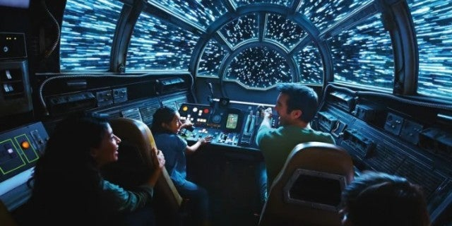 Star Wars Millennium Falcon: Smugglers Run FastPass Being Added at Disneyland