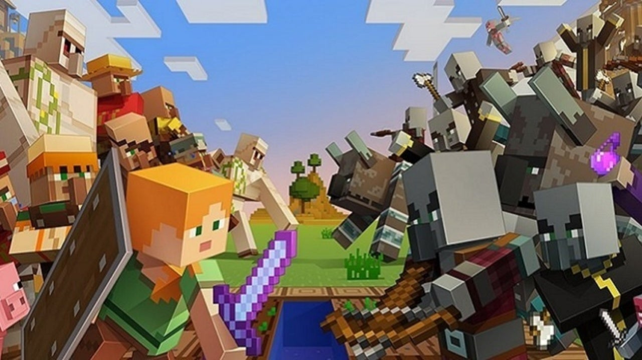 Minecraft Is Adding a Way to Make Diamond Gear Even Better