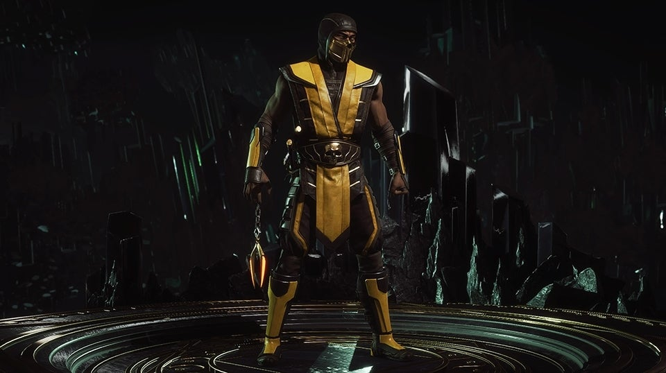 Mortal Kombat 11 Customization