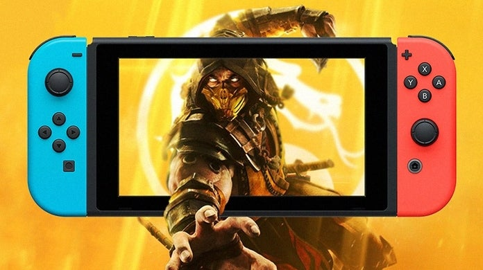 Mortal Kombat 11 Nintendo Switch File Size