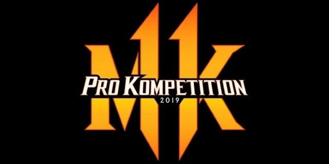 Mortal Kombat 11 Pro Kompetition 2019
