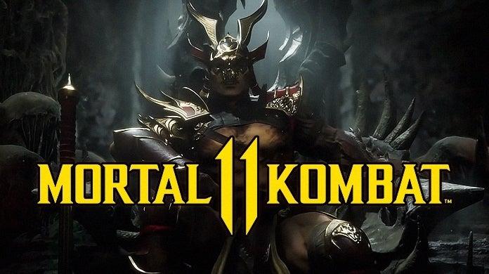 Mortal Kombat 11 Shao Kahn Breakdown