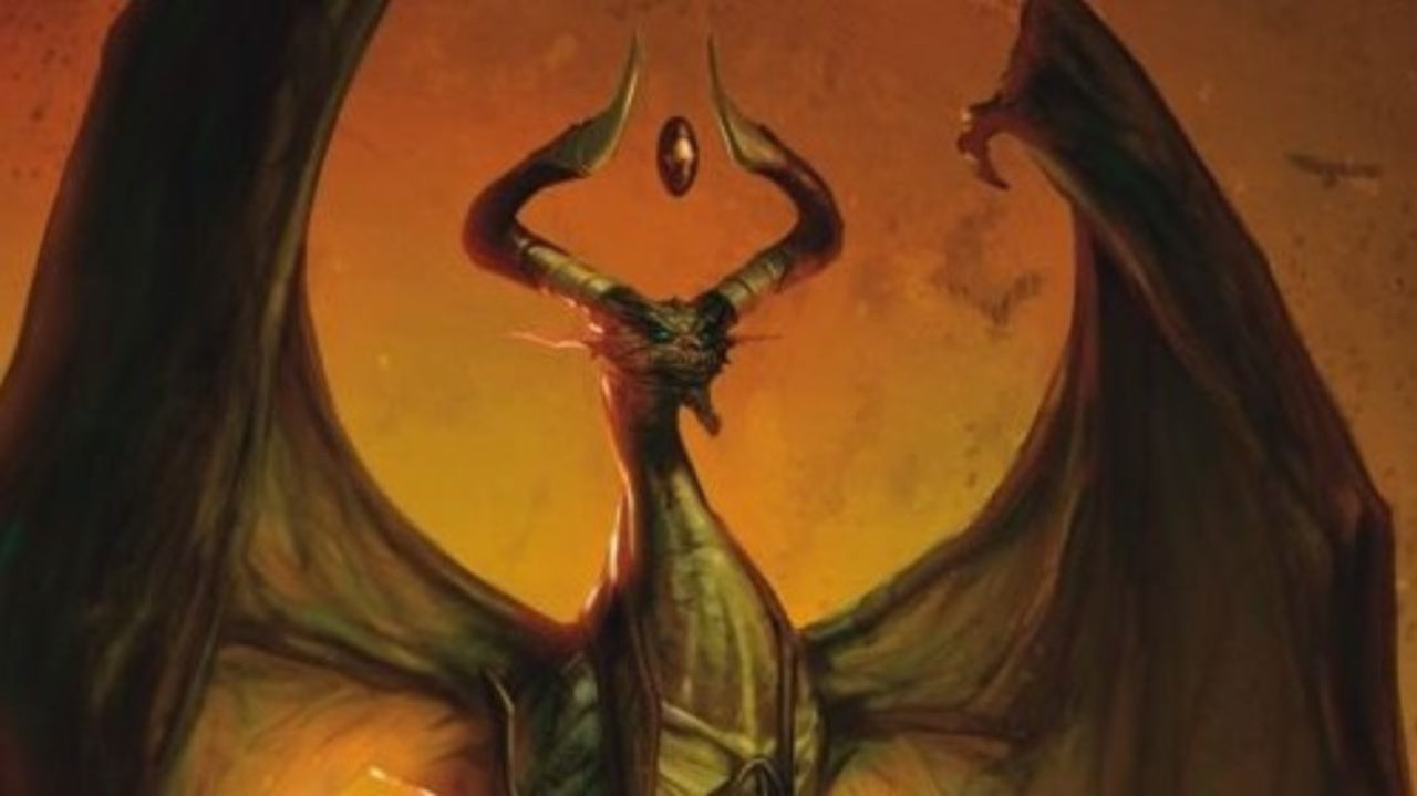 Magic: The Gathering Villain Nicol Bolas Comes to Dungeons & Dragons in New Supplement