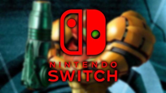 Nintendo Switch Metroid Zelda
