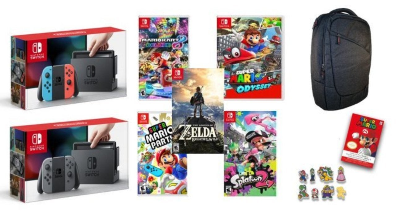 This Is The Best Nintendo Switch Bundle Deal Since Black Friday