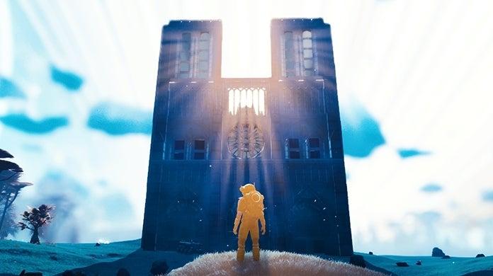 No Man's Sky Notre-Dame