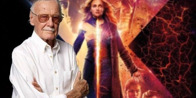 No Stan Lee Cameo in X-Men Dark Phoneix