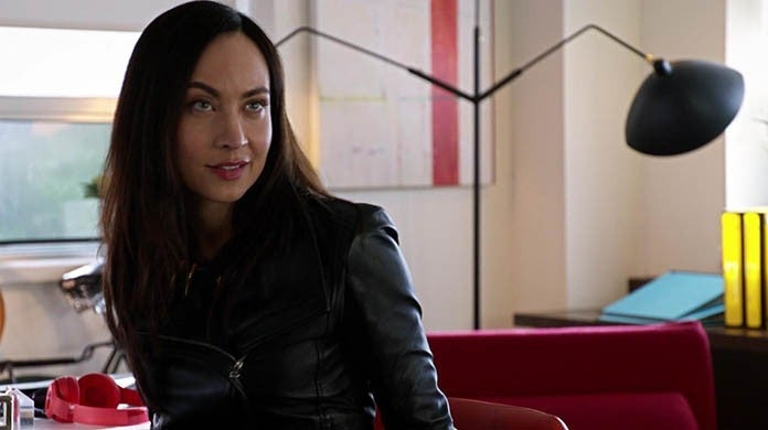 nora darhk legends of tomorrow