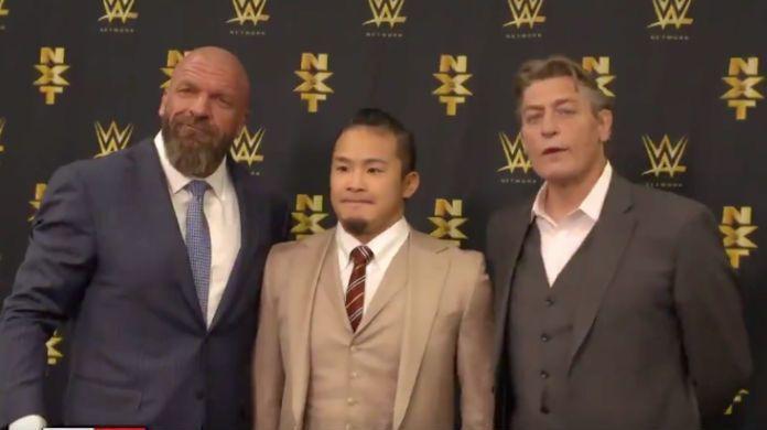 NXT-Kushida