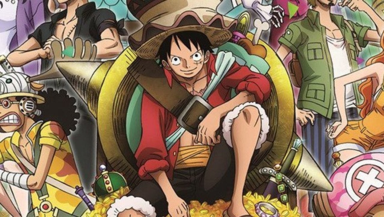 One Piece: Stampede' Release First Poster