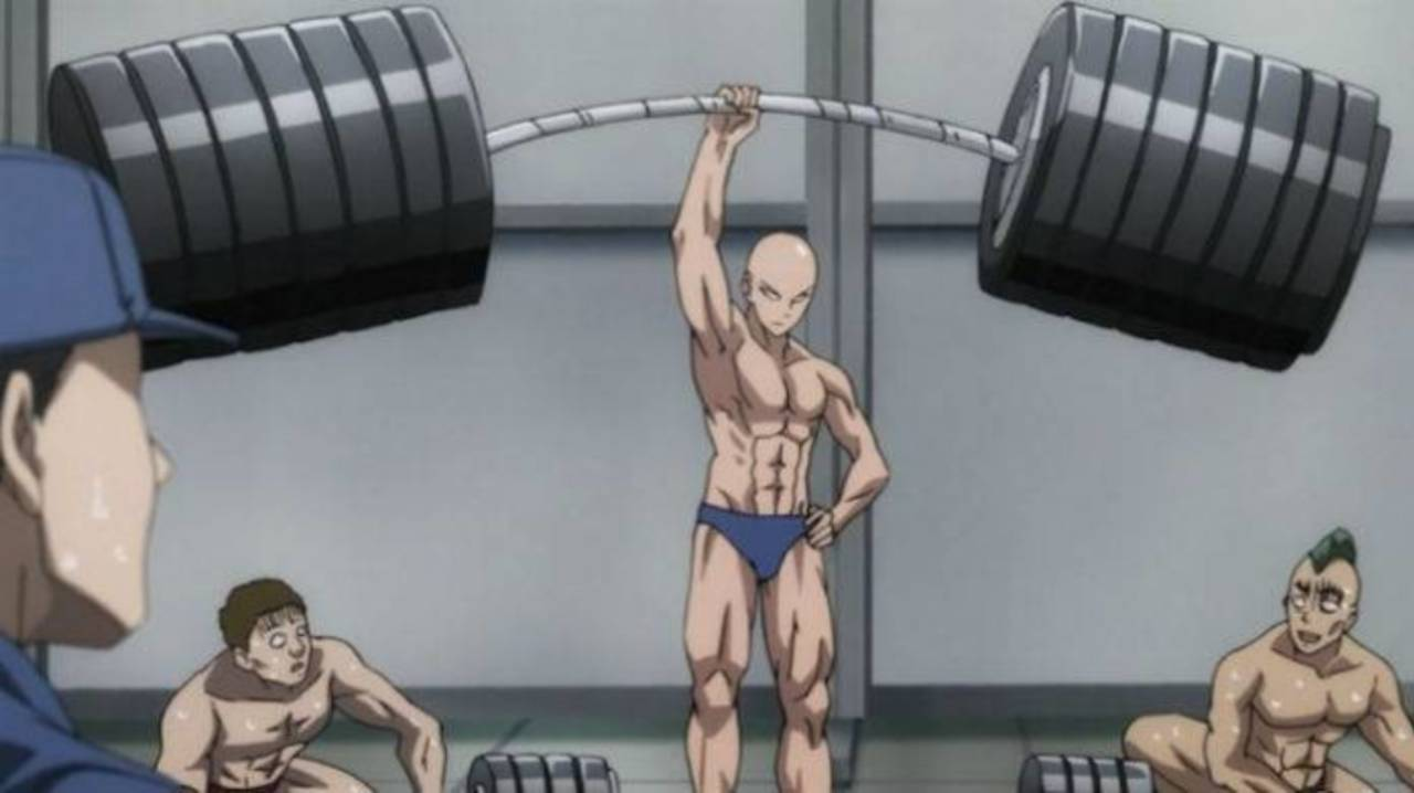 Watch: 'One-Punch Man' Fan Proves Saitama's Workout Plan Actually Works