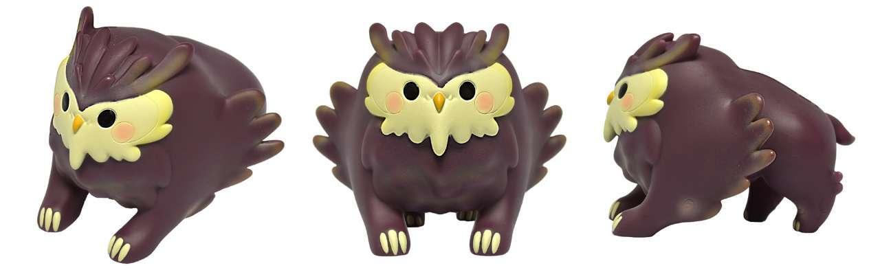 owlbear figurine