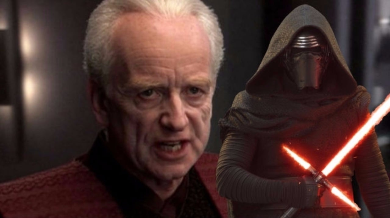 Is a Star Wars Fan Photo With Ian McDiarmid a Sign of What's to Come in 'The Rise of Skywalker'?