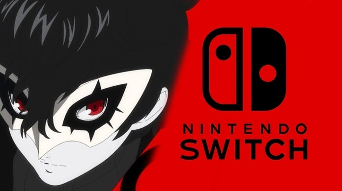 Persona 5 Nintendo Switch