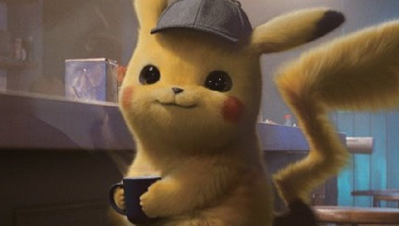 Detective Pikachu Reveals Exclusive Opening Weekend Trading Card
