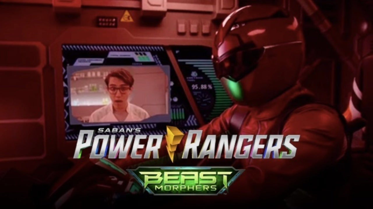 Power Rangers Beast Morphers' Episode 5 'Taking Care of