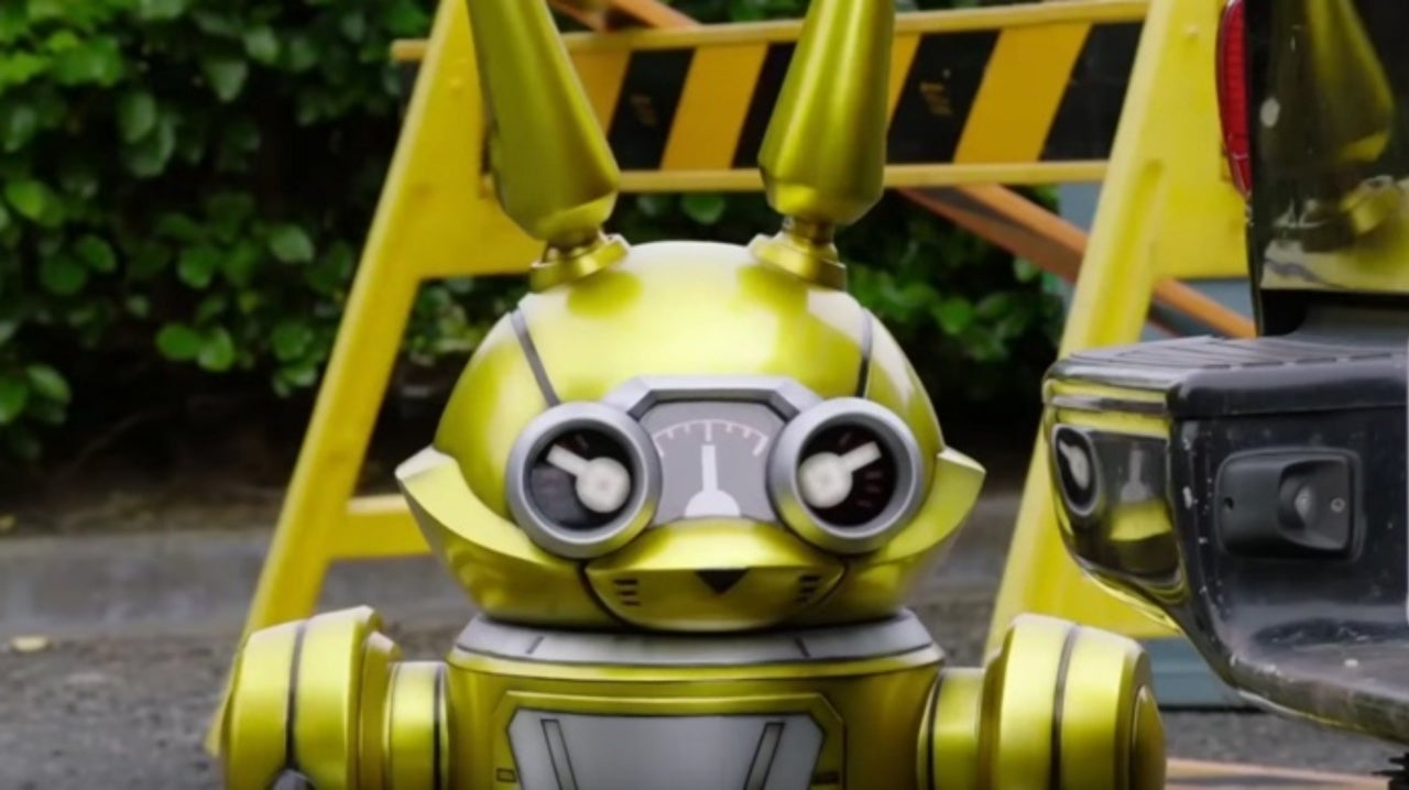 The Beast Bots Are In Trouble In 'Power Rangers Beast Morphers' Episode 7 Clip