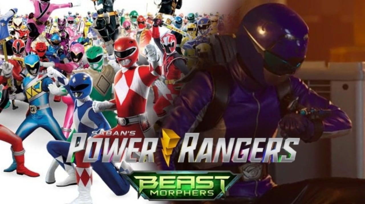 Power Rangers Beast Morphers' Blue Ranger Reveals Favorite
