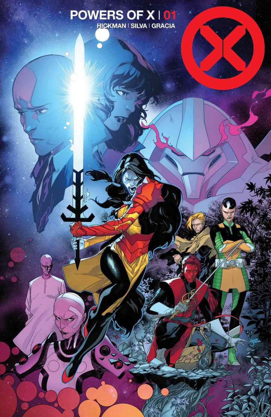 X-Men: Powers of X by Marvel Comics