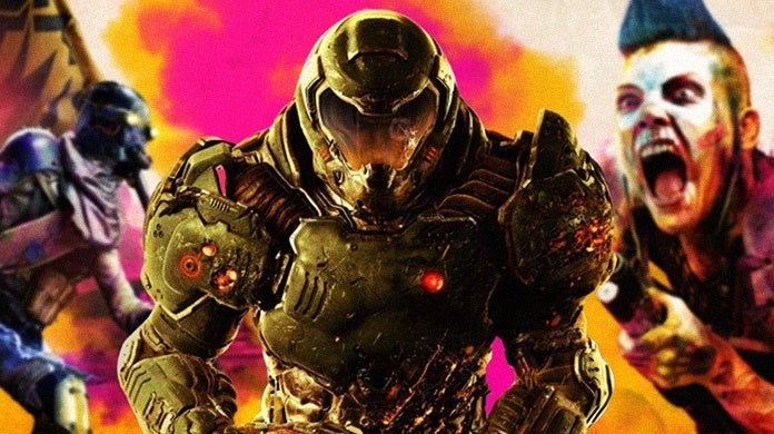 Rage 2 Similar to DOOM
