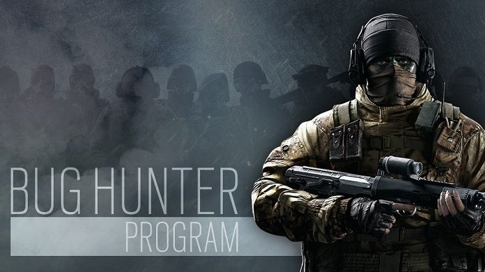 Rainbow Six Siege Bug Hunter Program