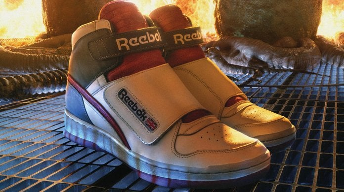 74f6e74c9b9 Here s How to Get Reebok s Alien 40th Anniversary Ripley Stomper ...