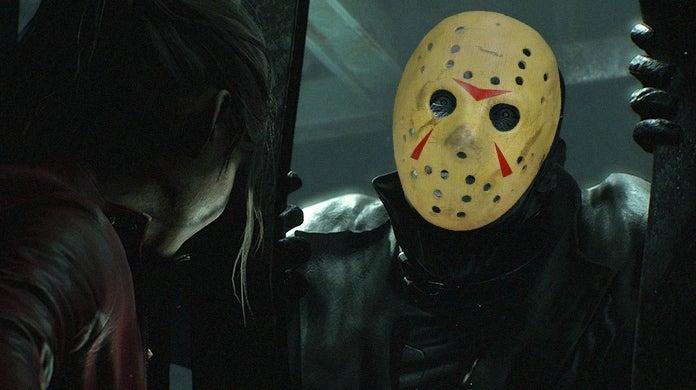 Resident Evil 2 Mod Jason Voorhees