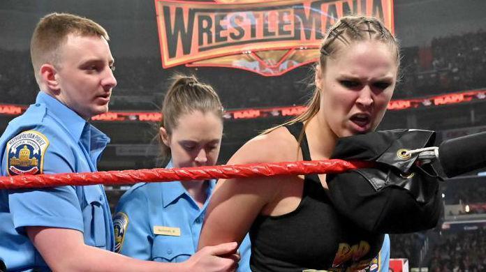Ronda-Rousey-WWE-Arrest